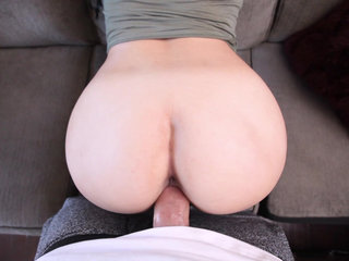Stepsister's perfect ass
